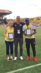 Ghanaian Cobby Yeboah named coach of the year at Columbus Crew
