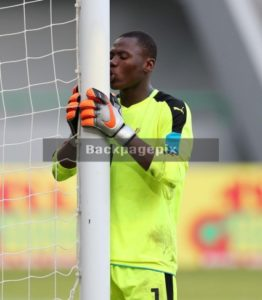 I am not ready for the Black Stars now- Black Starlets goalkeeper DanLad Ibrahim