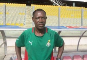 Medeama Coach Evans Adotey insists player not to blame in their defeat to Ashantigold