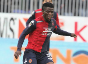 Ghana midfielder Godfred Donsah not sure of completing contract at Bologna