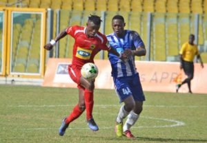 MATCH REPORT: Kotoko held at home by Great Olympics