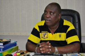 GHALCA boss Kudjoe Fianoo explains reason why Baba Yara stadium was picked for President Cup