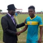 Wa All stars bolstered by return of defender Nicholas Mensah