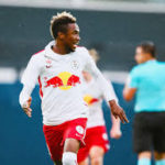 Injured Samuel Tetteh eyeing a quick comeback
