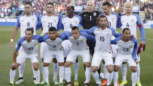 USA announce squad to play Ghana next month