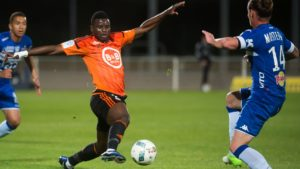 Alhassan Wakaso insists Lorient could have done more to stay up