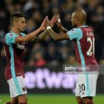 VIDEO: Andre Ayew's exquisite partnership with Manuel Lanzini over the last English Premier League season