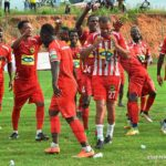Photos: Asante Kotoko in  confident mood ahead of Olympics clash