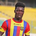 Winful Cobbinah aims high with Black Stars
