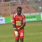 We're still traumatised by the accident - Admits Kotoko skipper Amos Frimpong