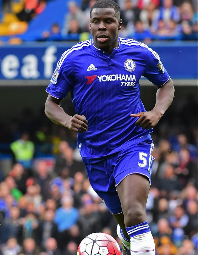 Chelsea defender Kurt Zouma excited about Stoke move