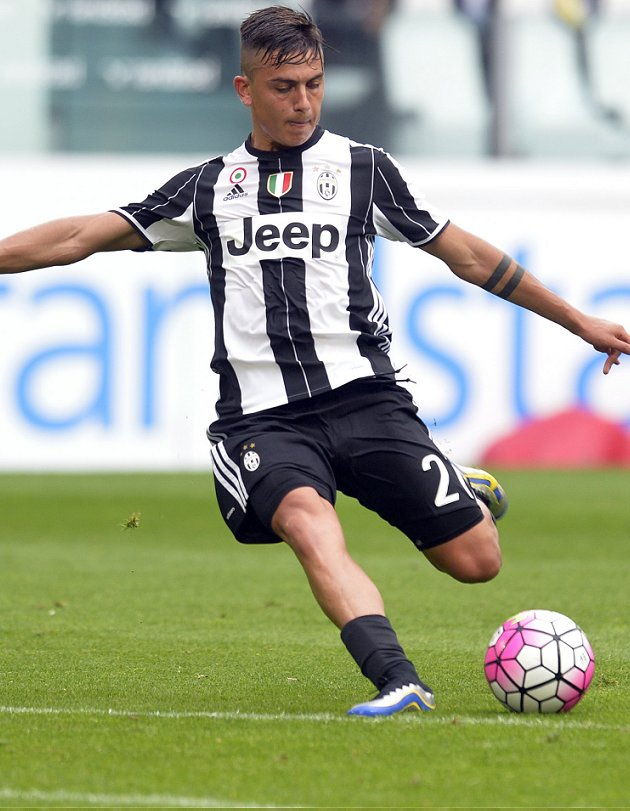 Juventus coach Allegri insists Dybala not for sale