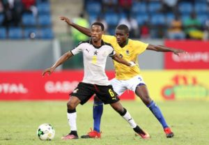 Black Starlets captain Eric Ayiah confident of success at the world Cup