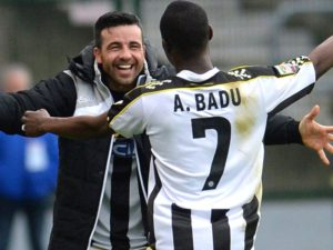 Bursaspor joins race for Udinese midfielder Emmanuel Agyeman Badu