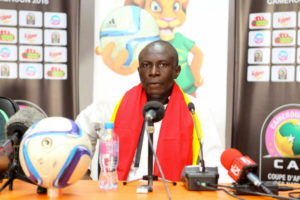Coach Yusif Basigi relishes Black Princesses challenge