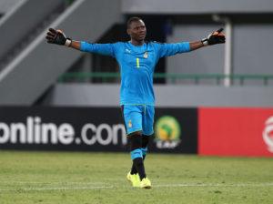 Black Starlets goalkeeper Dan Lad Ibrahim eyes golden gloves