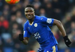 Daniel Amartey in First XI against Liverpool in Asian Trophy Cup