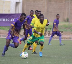 MATCH REPORT: Dwarfs silence Tema Youth