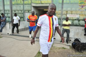 Deputy Hearts coach Henry Wellington optimistic ahead of Tema Youth Clash