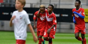 Lizzy football club win Boys under-12 Gothia Cup
