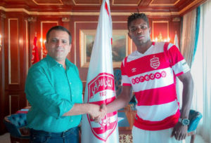 Ghana defender Lawrence Lartey ready for Tunisian challenge