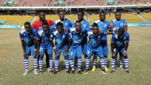 MATCH REPORT: Accra Great Olympics compound champions Wa All star's misery