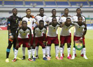 Ghana U-17 to camp in Denmark ahead of World Cup