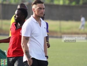 Olympics Coach Tom Strand feels unfairly treated by Medeama
