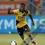 Thomas Agyepong returns to NAC Breda for a second loan stint