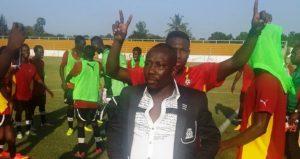 Black Starlets management member Abdul Salam confident of progress from group