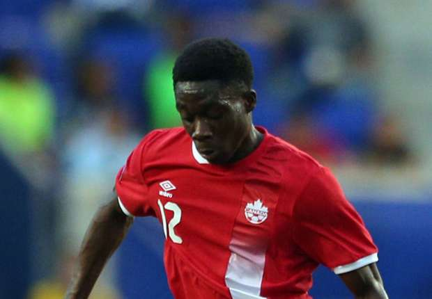 Ghana Born Alphonso Davies Scores Brace On Canada Debut At Concacaf Gold Cup Footballghana