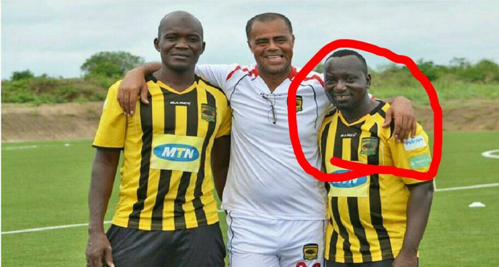 Kotoko confirm the death of kit manager in bus accident