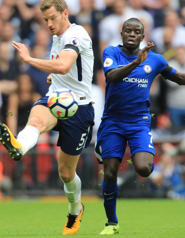 Chelsea hero Makelele has burnout fears for Kante