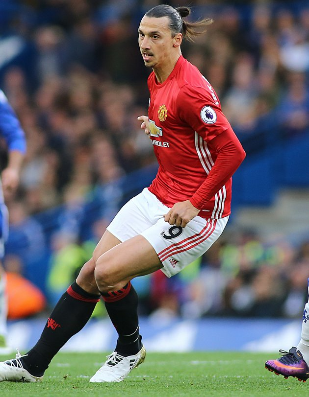 ​Mourinho: Ibrahimovic signed for second half of Man Utd campaign