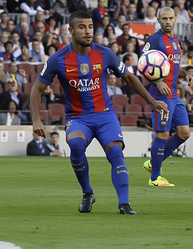 AC Milan chief Fassone admits admiration for Barcelona midfielder Rafinha, but...