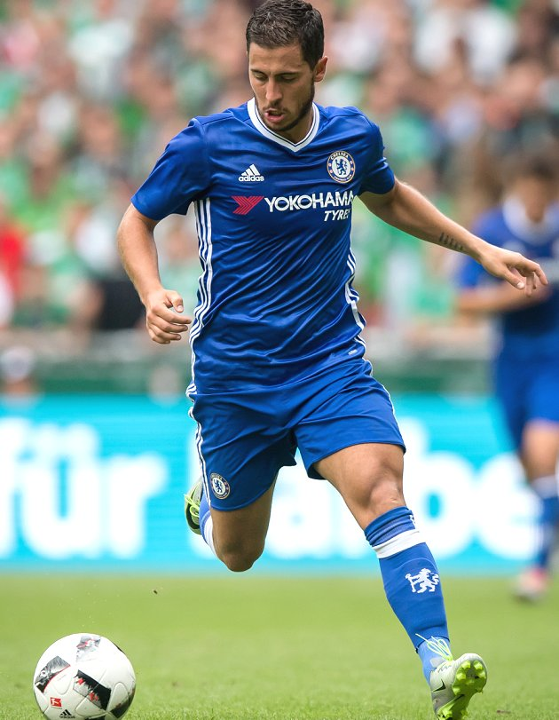 ​Chelsea star Hazard happy to be playing again