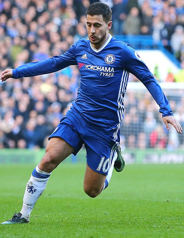 ​Hazard admits to helping brother Kylian join Chelsea