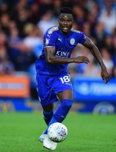 VFB Stuttgart line-up move for Leicester City's Ghanian international star Daniel Amartey