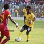 Kotoko attacker Baba Mahama declared fit for Hearts clash