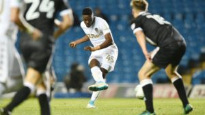 Leeds Boss hails Ghana striker Caleb Ekuban's early season form