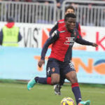 Ghanaian player Godfred Donsah set to join Torino on loan