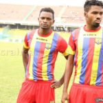 VIDEO: Kwame Kizito grabs winner for Hearts against Olympics in Mantse derby