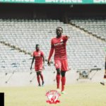 James Kotei stars in Simba FC pre-season friendly with Orlando Pirates