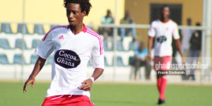 Ghana youngster Majeed Ashimeru joins Austian giants Red Bull Salzburg