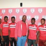 Ghanaian player Mumuni Abubakar among seven new players signed by Free State Stars