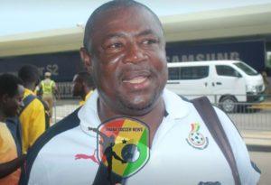 Black Starlets coach Paa Kwesi Fabin insists the team is 70% ready