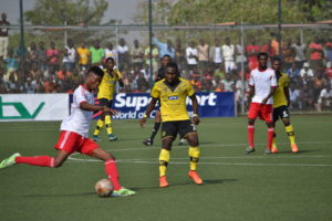 MATCH REPORT: WAFA beat Kotoko 2-0 to go top of League table