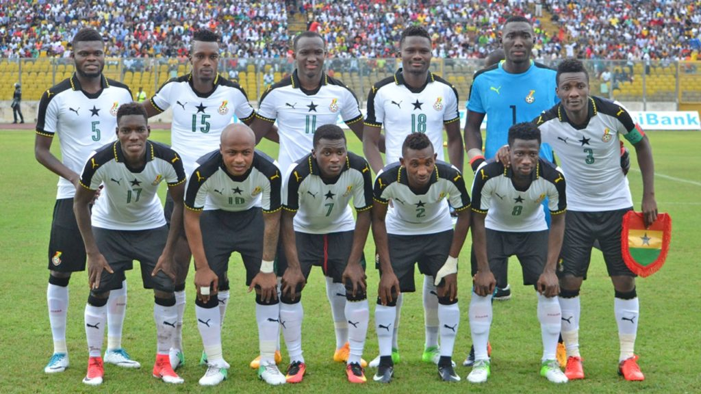 Ghana coach Kwesi Appiah names squad for World Cup double-header against Congo