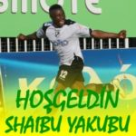 Former AshGold striker Shaibu Yakubu joins Turkish side Adiyamanspor