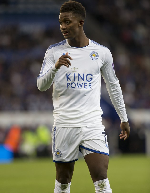 ​Leicester winger Gray expresses frustration at lack of playing time